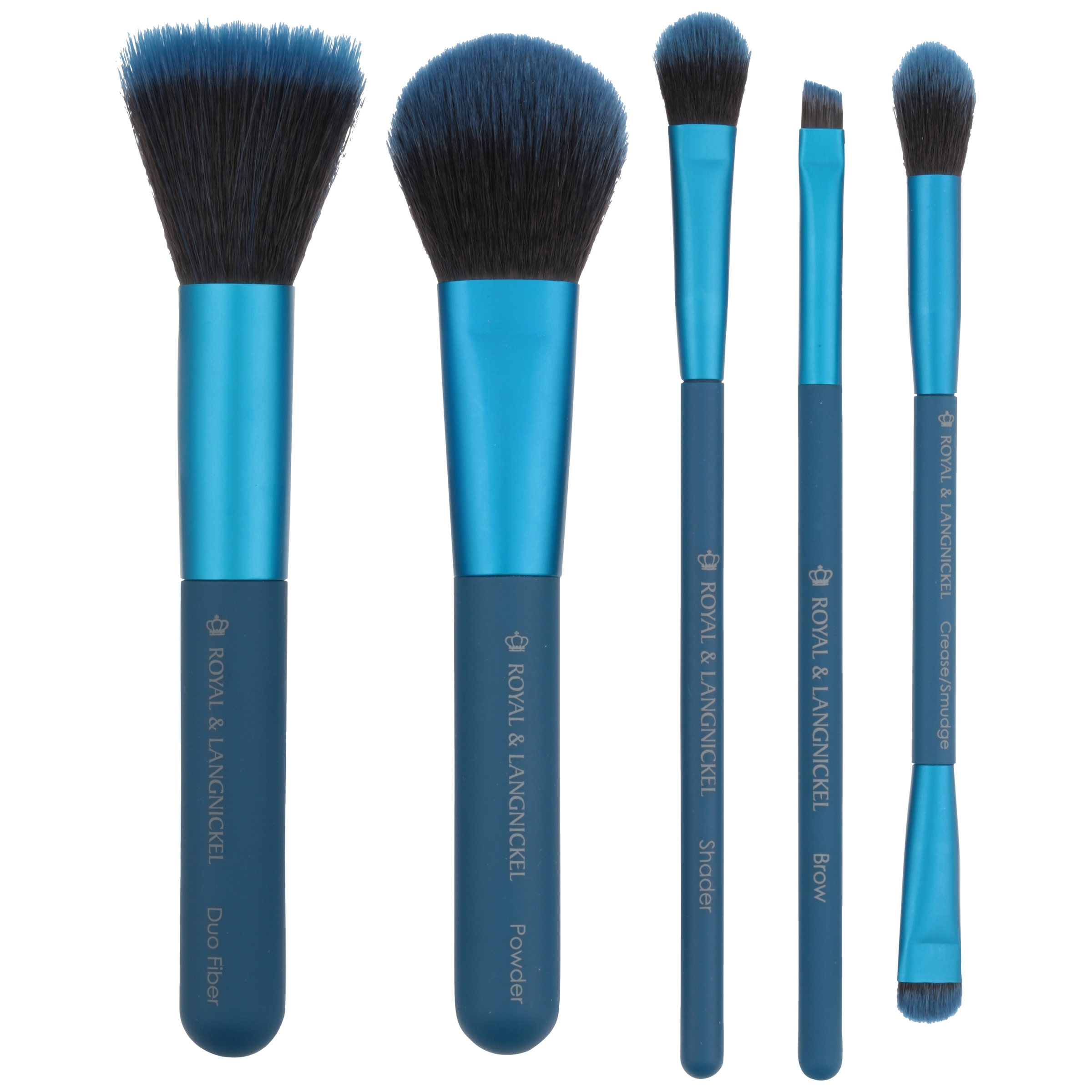 Moda™ Perfect Mineral Professional Makeup Brush Set 6 pc Pack