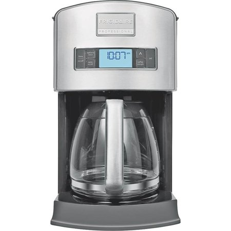 Electrolux FPDC12D7MS Auromatic Coffee Maker, 120 V, 1100 W, 96 oz, Stainless Steel - Walmart.com
