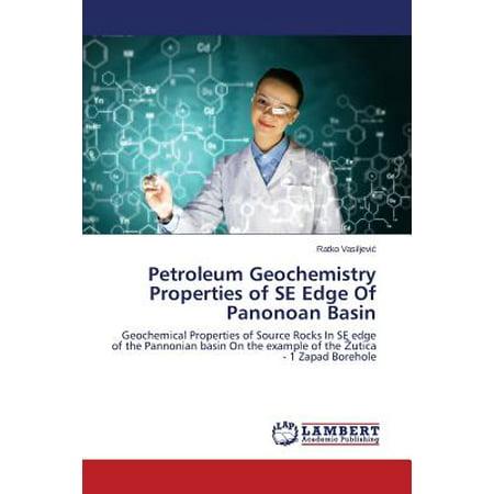 Petroleum Geochemistry Properties of Se Edge of Panonoan