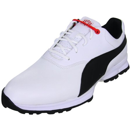 Puma Ace Mens Leather Waterproof Golf Shoe  Brand New