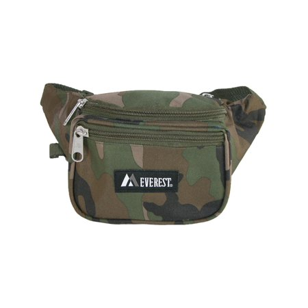 Size one size Fabric Urban Camouflage Sports Pack Bag - Icon Urban Tank Bag