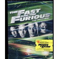 FAST & FURIOUS (FAST & FURIOUS PRESENTS: HOBBS & SHAW FANDANGO CASH VERSION)