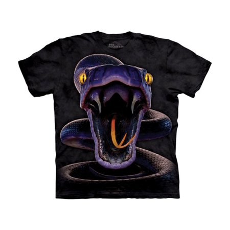 Snake Strike Big Boys T-Shirt Tee