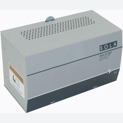 SOLA-HD SDU24-BAT, UPS Battery Module, 24V DIN Rail / Panel Mount Battery Module, w/ 1 Ft. Cable