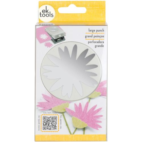 Slim Paper Punch Large-Flower Mum
