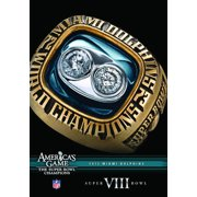 NFL America's Game: 1973 Dolphins (Super Bowl Viii by Allied Vaughn