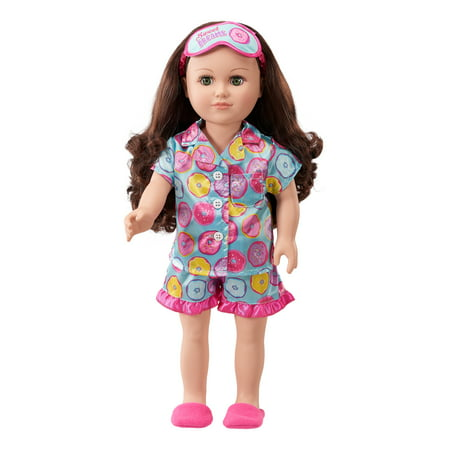 "My Life As 18"" Sleepover Host Doll, Brunette Hair"