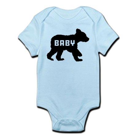 CafePress - Baby Bear Infant Bodysuit - Baby Light Bodysuit](Teddy Bear Onesie Baby)