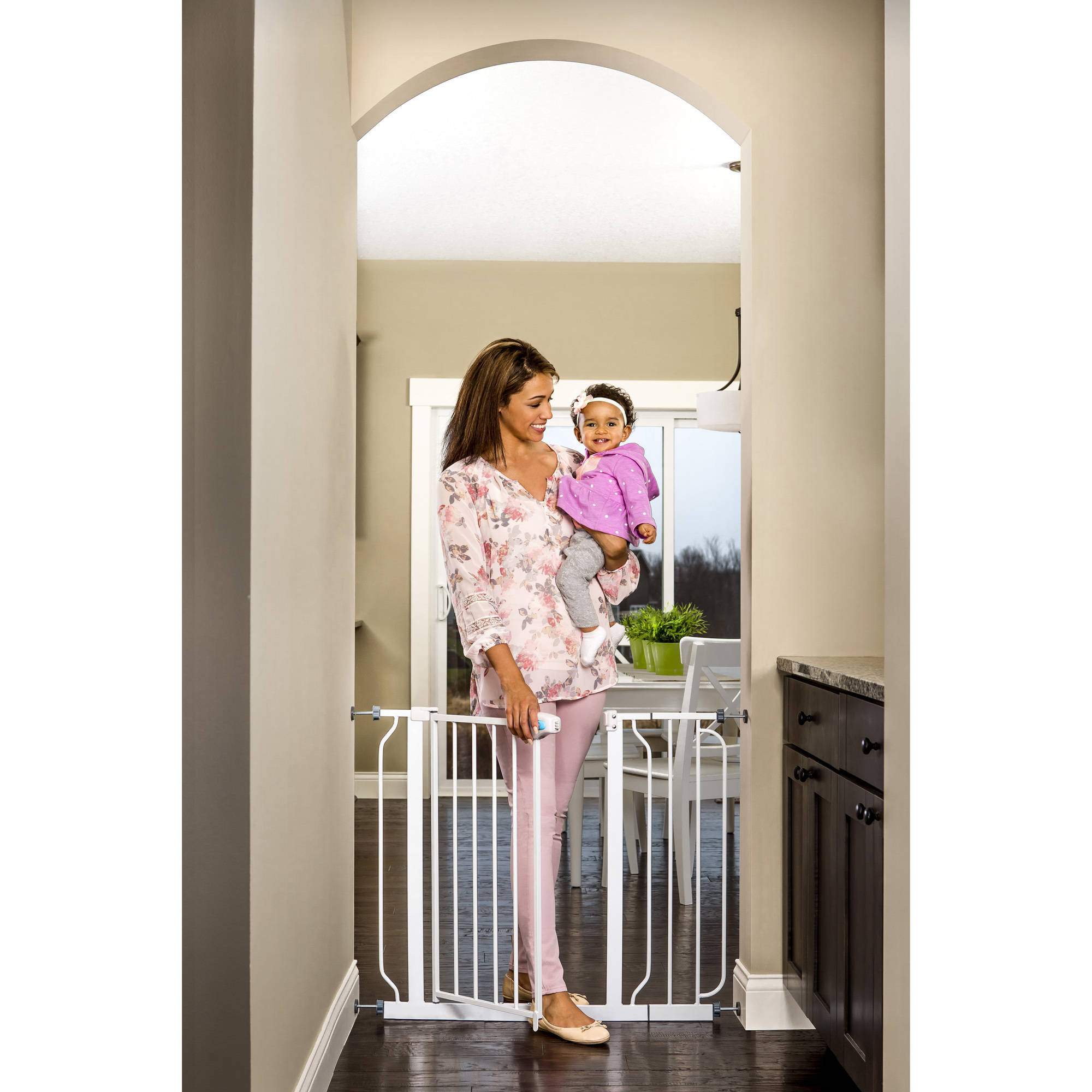 Regalo Extra Tall Baby Gate, 29