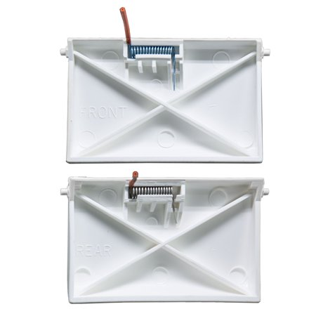 Hayward Swimming Pool Cleaner Flap Kit Genuine Replacement Part, White (2 Pack) - image 2 de 6