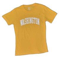 Washington Huskies Ladies T-shirt - Yellow