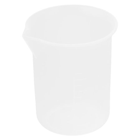 50mL Plastic Science Experiment Measuring Graduated Beaker Cup 4.3cm - Halloween Science Beakers