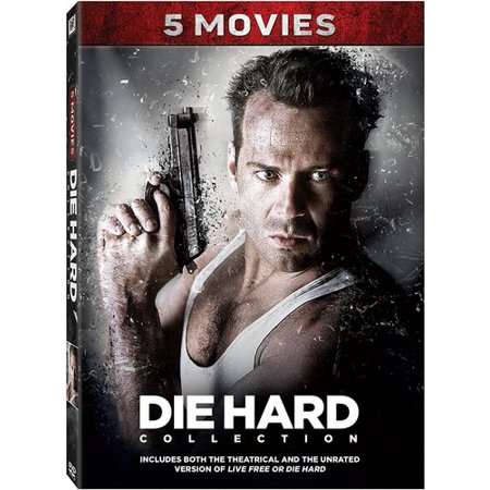 The Complete Die Hard Collection (Luray Collection)