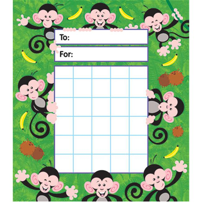 INC.  MONKEY MISCHIEF IPD INCENTIVE PADS