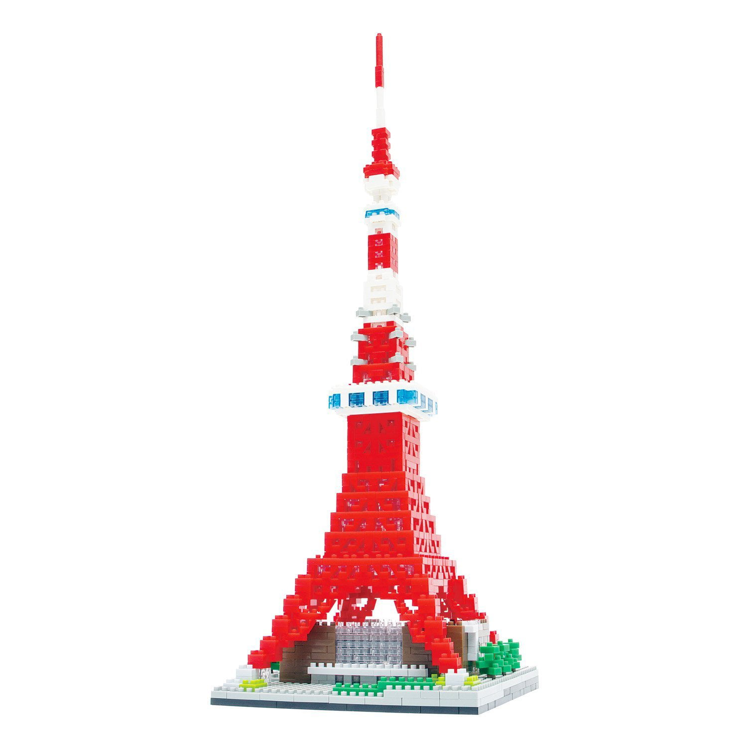Nanoblock Toyo Tower Deluxe by Schylling
