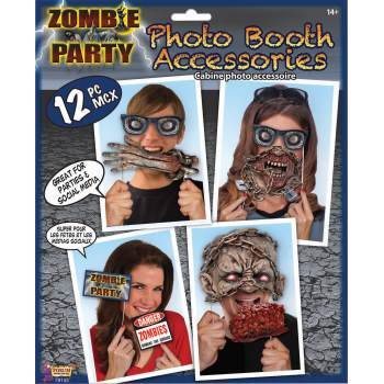 ZOMBIE PARTY DECOR-PHOTO BOOTH](Zombies Party Supplies)