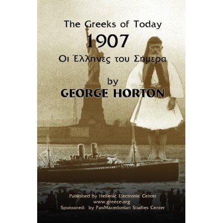 The Greeks of Today 1907 - image 1 de 1