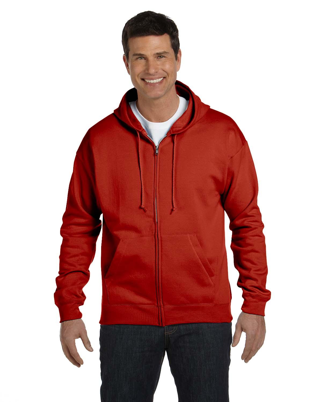 Hanes SETS Comfortblend Ecosmart 50/50 Full-Zip Hood, Style P180-SETS
