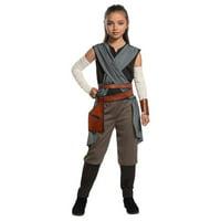 Star Wars Episode VIII - The Last Jedi Girl's Rey Costume