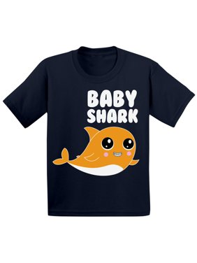 Awkward Styles Baby Shark Infant Shirts Shark Baby Tshirt Shark Gifts for Baby Shark Themed Baby Shower Party Birthday Gifts Matching Shark Shirts for Family Shark Family Outfit Family Vacation Shirts