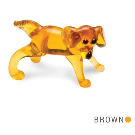 LAB The Labrador - Miniature Glass Figurine, Colors May Vary By Tynies