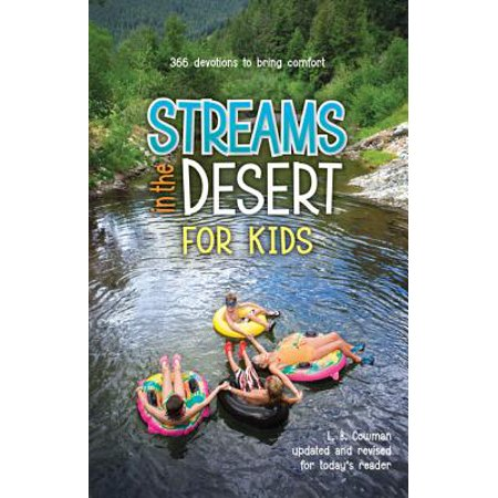 Streams in the Desert for Kids : 366 Devotions to Bring - Halloween Music For Kids Stream