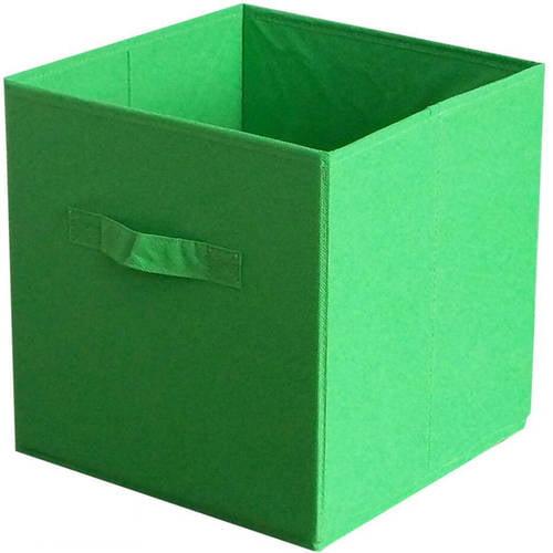 "Innovative Home Creations Square Storage Cube, 10.5"" x 10.5"" x 11"", 1pk"