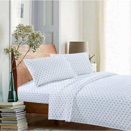 Better Homes And Gardens Polka Dot Cotton Sheet Set