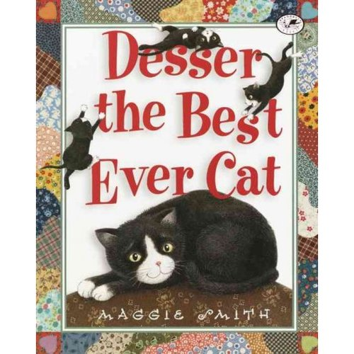 Desser the Best Ever Cat