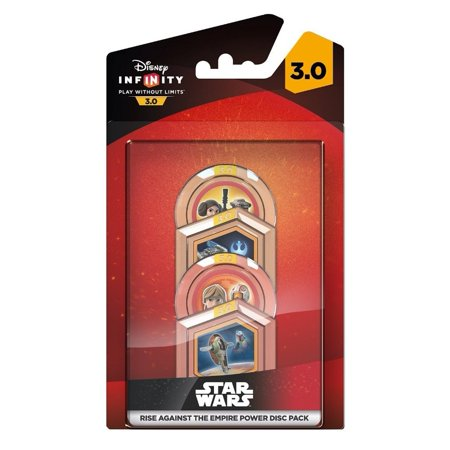 Disney Infinity 3.0 Edition: Star Wars Rise Against the Empire Power Disc Pack (Disney Infinity Triple Pack)