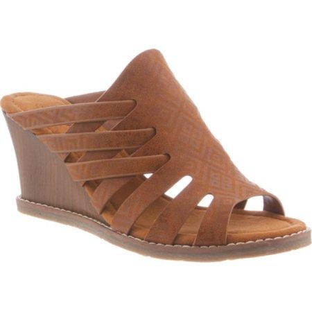 Bearpaw Sherri Wedge Sandal (Women's) kI7VSH