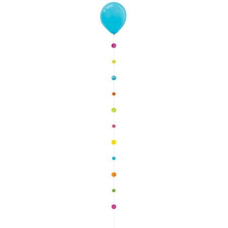 Balloon Fun Glitter String (Baloon String)
