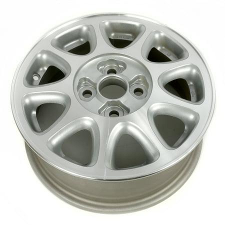 Chevrolet Prizm Wheel (1993-97 Chevrolet Prizm NEW Single 14 x 5-1/2