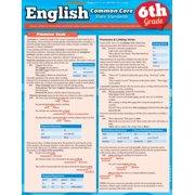 English Common Core 6th Grade