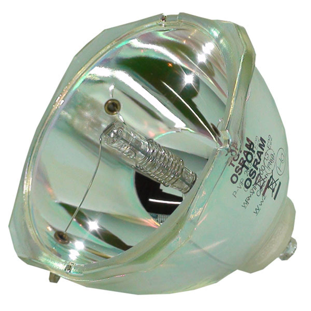 Lutema Platinum for Delta AV-3620 Projector Lamp (Bulb Only) - image 5 of 5
