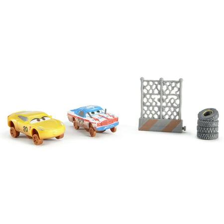 Disney/Pixar Cars 3 Crazy 8 Crashers Cigalert & Cruz Ramirez 2-pk (Ramirez Merchandise)