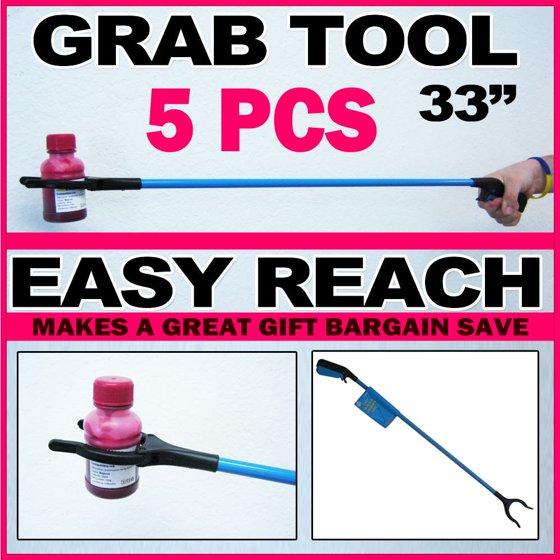 5 Pc Easy Reach Grab Grabber Pick Up Reaching 31