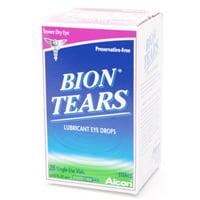 Alcon Bion Tears Lubricant Eye Drops, Single-Use Vials - 28 Ea