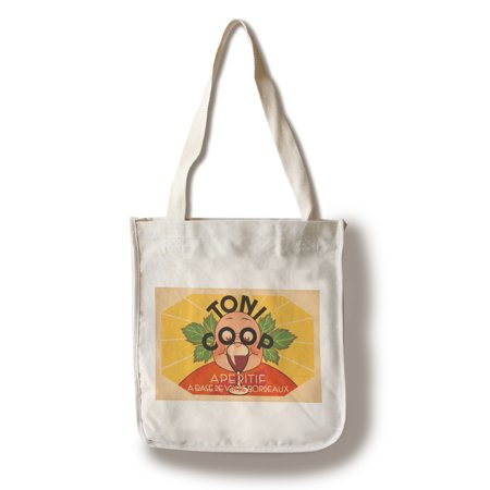 Toni Coop Vintage Poster (artist: Barrez) France c. 1932 (100% Cotton Tote Bag - (Toni Tierney Boutique)