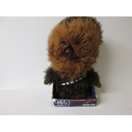 Star Wars Talking Plush Chewbacca - image 1 of 1