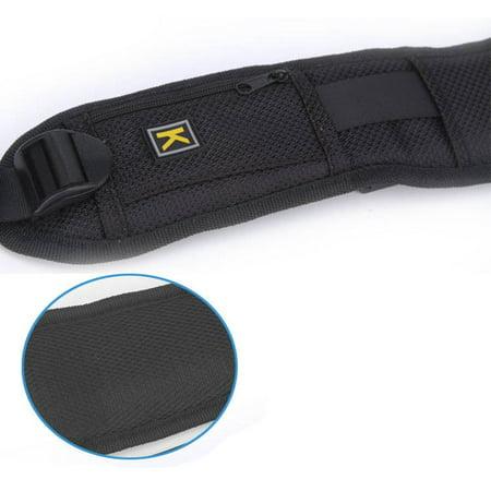 Quick Sling Camera Single Shoulder Belt Adjustable Shockproof Nylon Strap for Canon for Sony for Nikon SLR DSLR Cameras - image 7 of 7