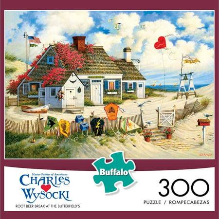 300-Piece Wysocki: Rootbeer Break Puzzle