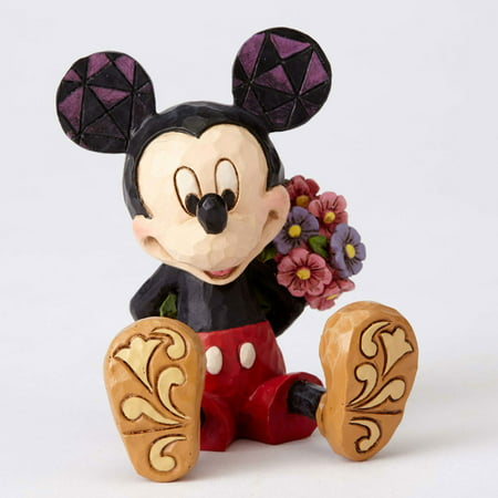 Jim Shore's Disney 4054284 Mini Mickey Mouse New - Jim Shore Mickey Mouse Halloween