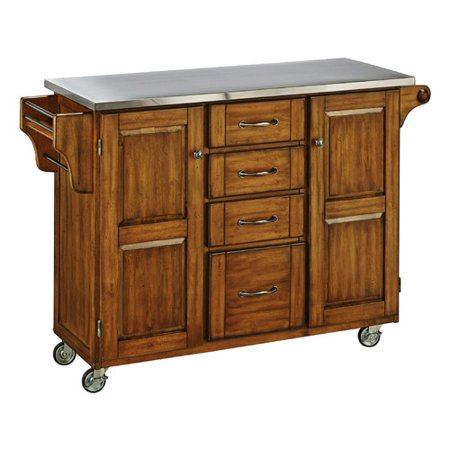 home styles design your own kitchen island. Black Bedroom Furniture Sets. Home Design Ideas