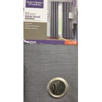 Deals on Better Homes & Gardens Basket Weave 84-inch Lt. School Gray