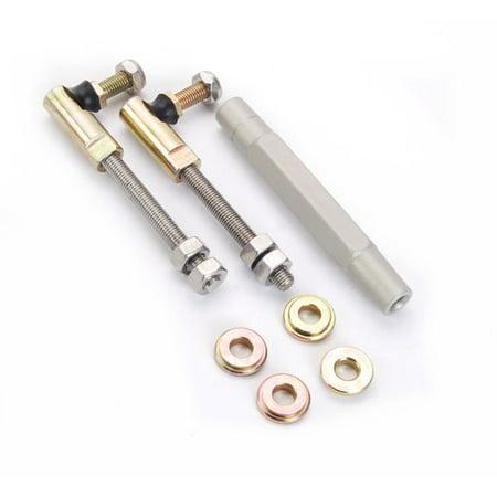 JEGS 15795 Adjustable Throttle Linkage Rod