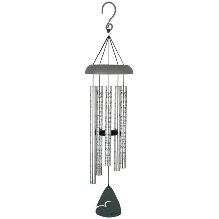 Carson 30 in. Sonnet Live Laugh and Love Wind Chime