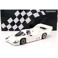 1982 Porsche 956K Plain Body White Limited Edition to 504pcs 1/18 Diecast Model Car by Minichamps