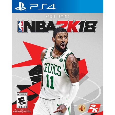 NBA 2K18, 2K, PlayStation 4, 710425479076 (Nba Mvp)