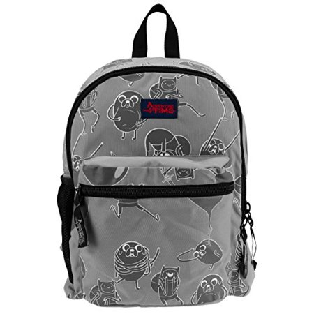 ATM Adventure Time Negative Grey - Adventure Backpacks